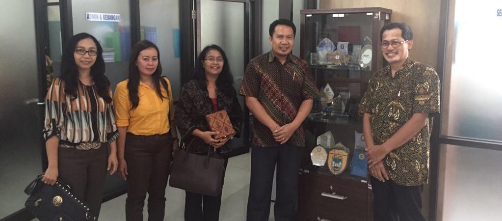 Studi Banding Universitas Udayana Bali